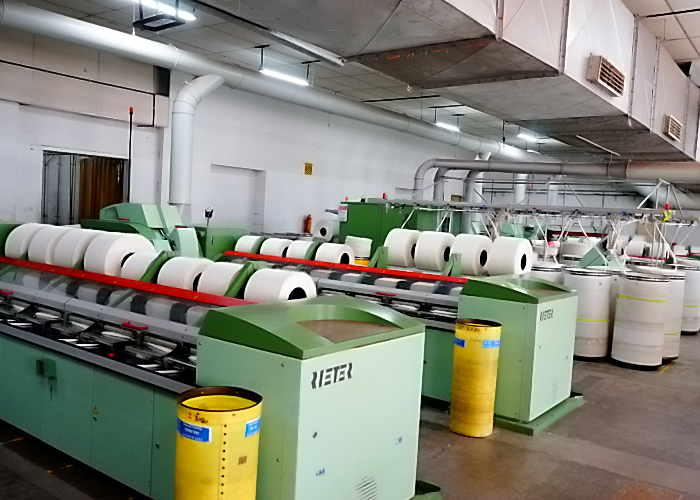 s p textile spinning factory premises