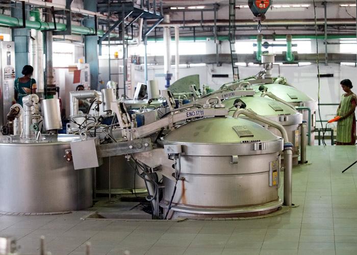 SP Mills Processing Unit